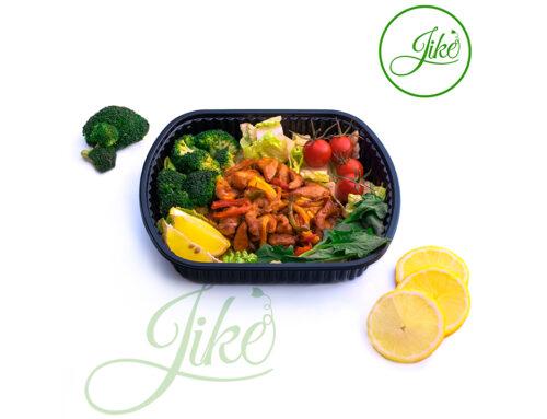نمونه کار عکاسی تبلیغاتی غذای رژیمی