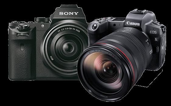 دوربین عکاسی تبلیغاتی و تجاری