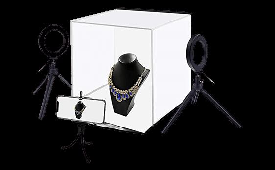 آتلیه و تجهیزات نور عکاسی