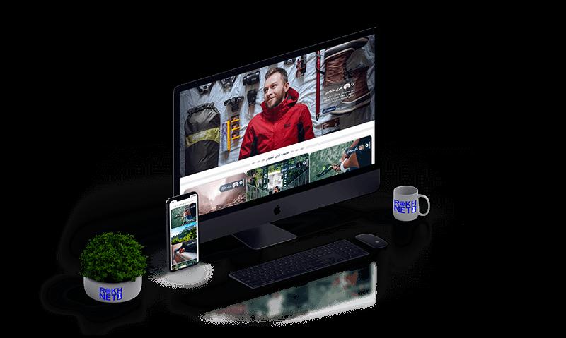 طراحی سایت عکس