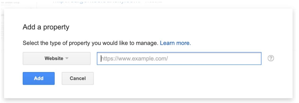آموزش اتصال گوگل آنالیتیکس به سرچ کنسول