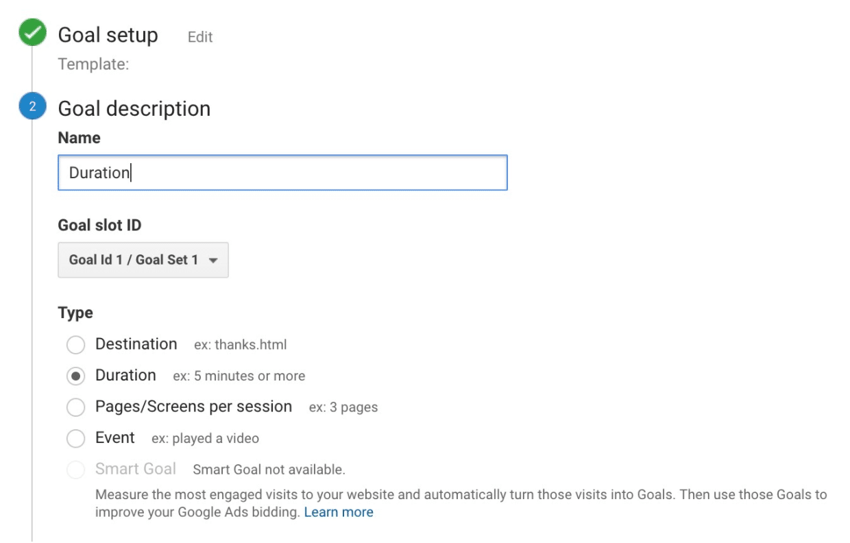 آموزش تنظیم هدف در گوگل آنالیتیکس