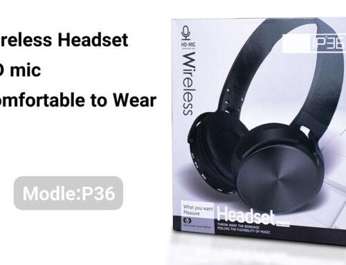 عکاسی صنعتی headset p36